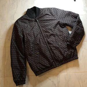 Coach reversible men's black down filled  jacket.